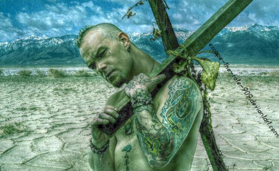 ivan moody by escape-the-fate-909