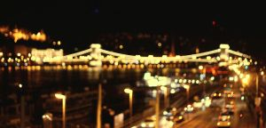 Budapest by night by pauljavor