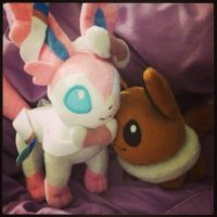 Eevee Evolotion by PMiow