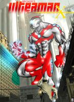 Ultraman by SmutBroker