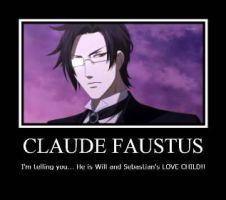 Claude Faustus by xXAna-ChristXx