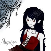 Marceline by Naomi-Chwan