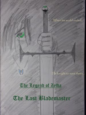 The Last Blademaster-Cover by Mixmaster900