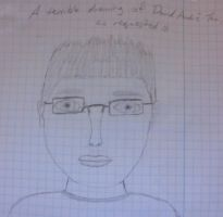 An Awesome Drawing Of Me by MrScottishGuy