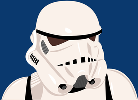 First vector - Storm Trooper by Taryn2007