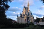 Cinderella Castle at MK by WDWParksGal