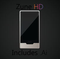 Zune HD by Andy202