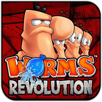 Worms Revolution by Kalca