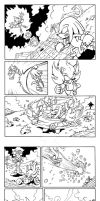 StCO : Unleashed part 3 page 1 and 2 by ThePandamis