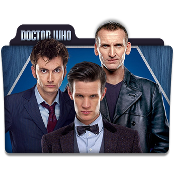 Doctor Who : TV Series Folder Icon v13 by DYIDDO