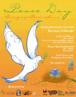 Peace Day Poster 2009 by AsraiLight