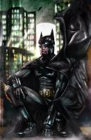 I'm Batman by vicariou5