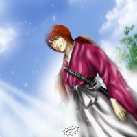 Kenshin by Axcido