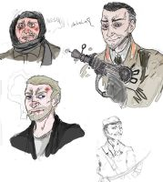 Dick Squad by Splodey-ALKP