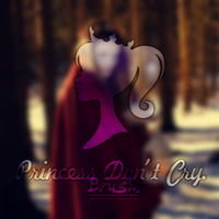 Princess Don't Cry Brush by Luunatico