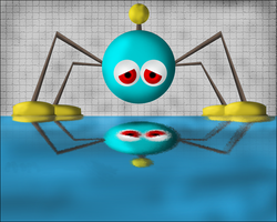 Skeeter- Photoshop by Tutan-Koopa