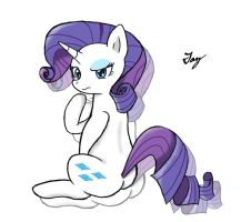 My New Style - Rarity by TikyoTheEnigma