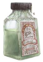 Poison bottle by -tai-