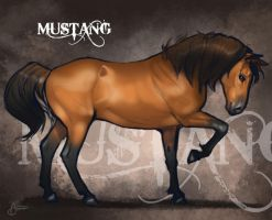 Adult Mustang for Mestengo by Aomori