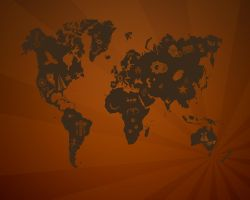 worldmap-interpretation by PaCteC