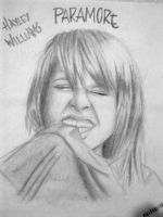 HAYLEY WILLIAMS DRAW by H3cT0r-Dibujos