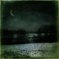 Winter moon by IMAGENES-IMPERFECTAS