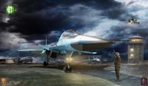 Russian Air Power by LPBS2012