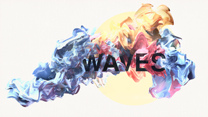 Waves by stuballinger-art