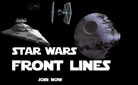 Star Wars: Front Lines RP Site by JediAnakinSkyguy
