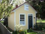 Little Yellow House by omega856