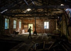Urbex..er by lomatic