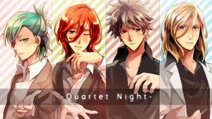 Quartet Night by sdPink