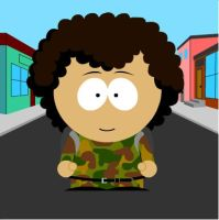 Willy in South Park by Novabolivia29