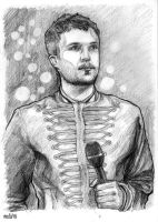 Brandon Flowers by encore