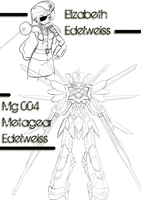 Edelweiss Concept Sketches by MutekiElements