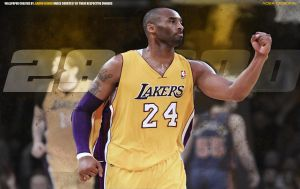 Kobe Bryant 28,000 by pllay1