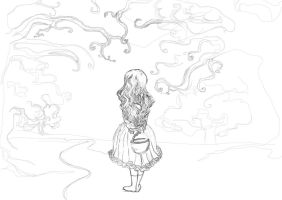 Alice (W.I.P.) by Aloonalc