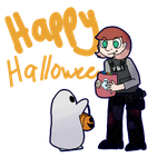Happy Halloween by TeamRocketJess