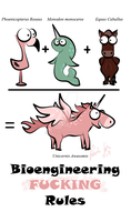 Bioengineering in pictures by P3dy