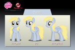 DR Derpy Puppet Rigs v1.0 by DILeak