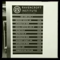 Ravencroft Institute Directory by SavantiRomero