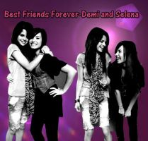 Demi and Selena-best friends by TwilightEdward04