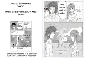 Sample of 'AAV', my manga by MissOne