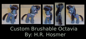 Custom Octavia Brushable by Gryphyn-Bloodheart