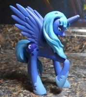 Princess Luna custom toy by stripeybelly