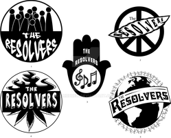 :Contest: The Resolvers Logo by GMrDrew