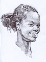 Gabby Douglas by characterundefined