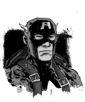 Captain America 2 by JasonCopland