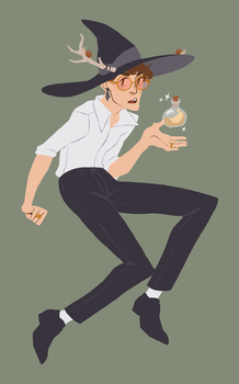 Witchsona 2016 by VeniceLatte