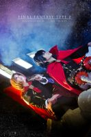 Final Fantasy Type 0 by Hikari-Kanda